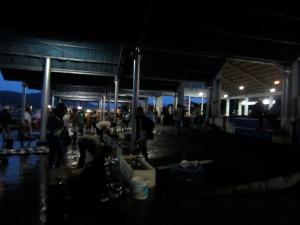 Bitung Fish Market